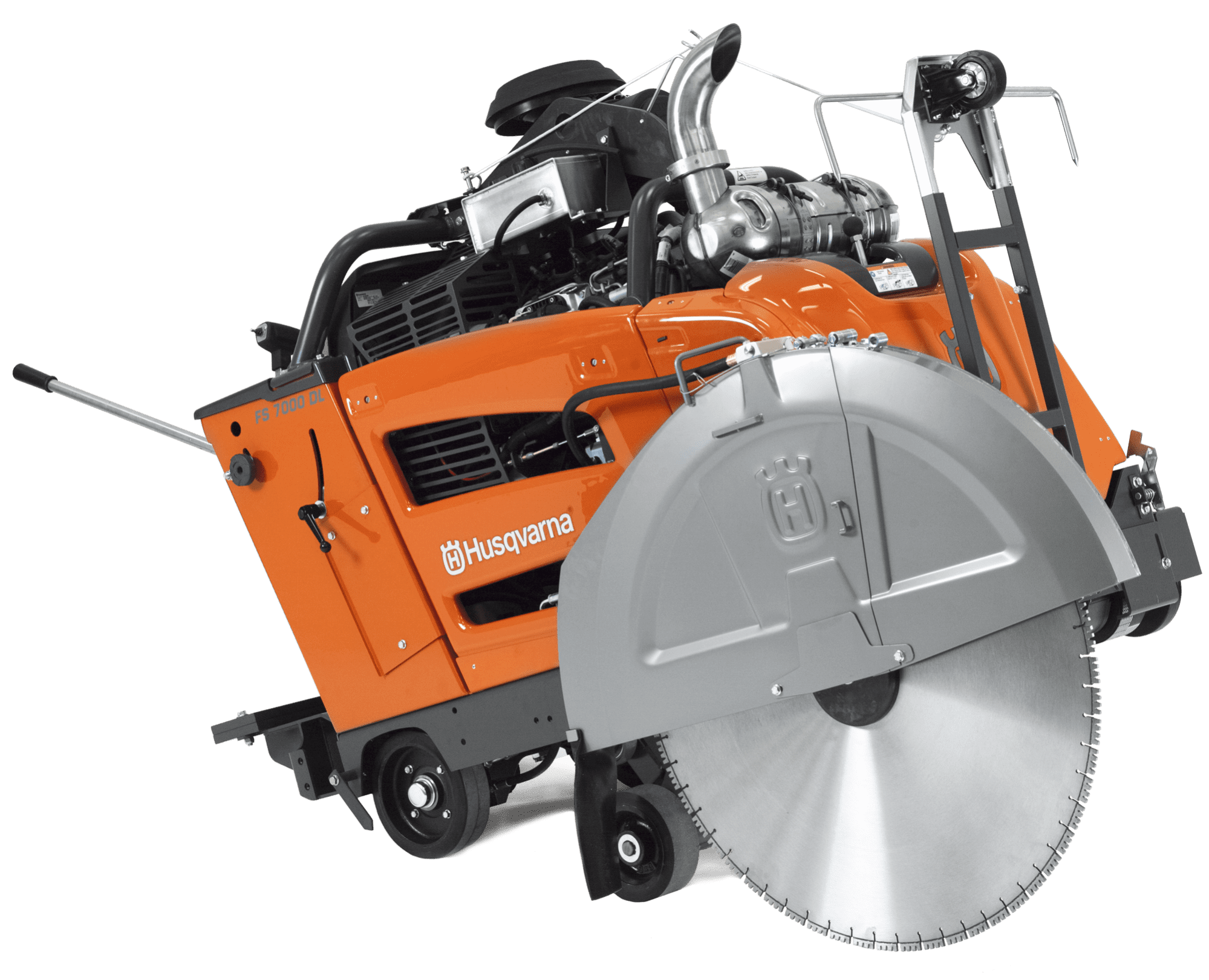 New Husqvarna Fs 7000 Dl Walk Behind Saws Flat Saws For Sale In Tx Bobcat Of Houston