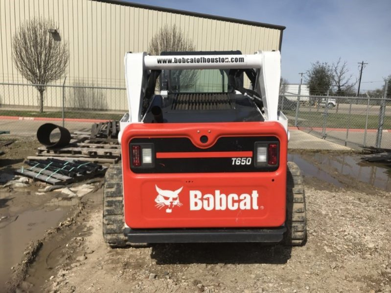 Used 2018 BOBCAT T650 COMPACT TRACK LOADER - For Sale in
