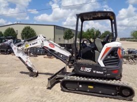 Houston TX Bobcat Equipment Dealer | Skid-Steer Loaders, Excavators