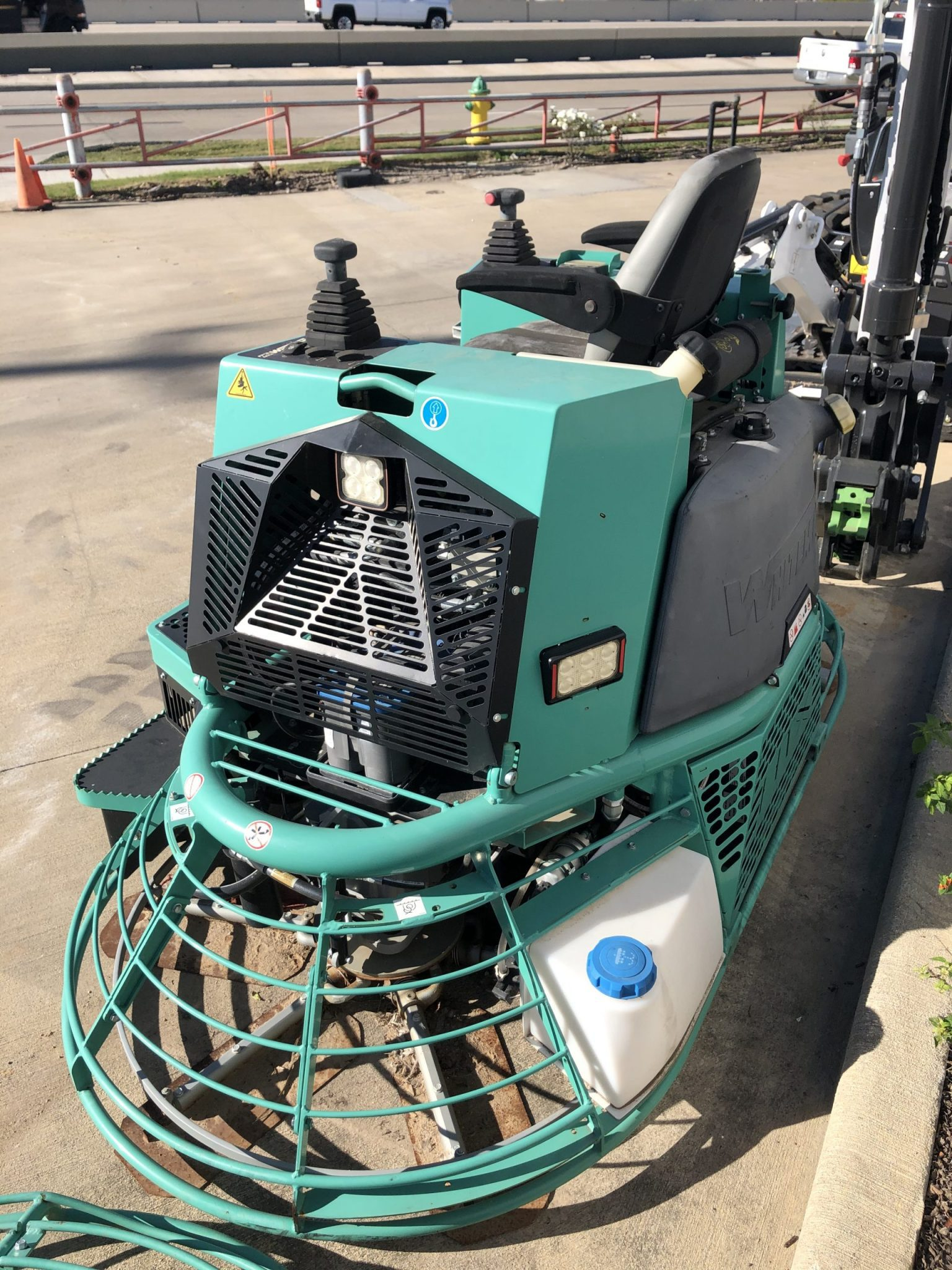 2017 MULTIQUIP, INC. HTX6H full
