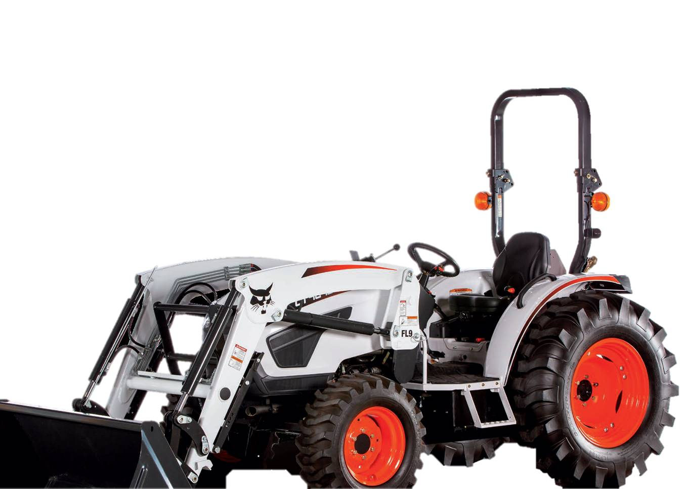 Bobcat CT4045 Compact Tractor full