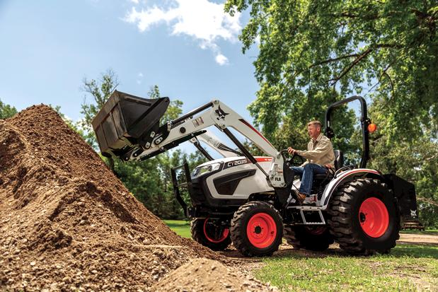 Bobcat CT2035 Compact Tractor full