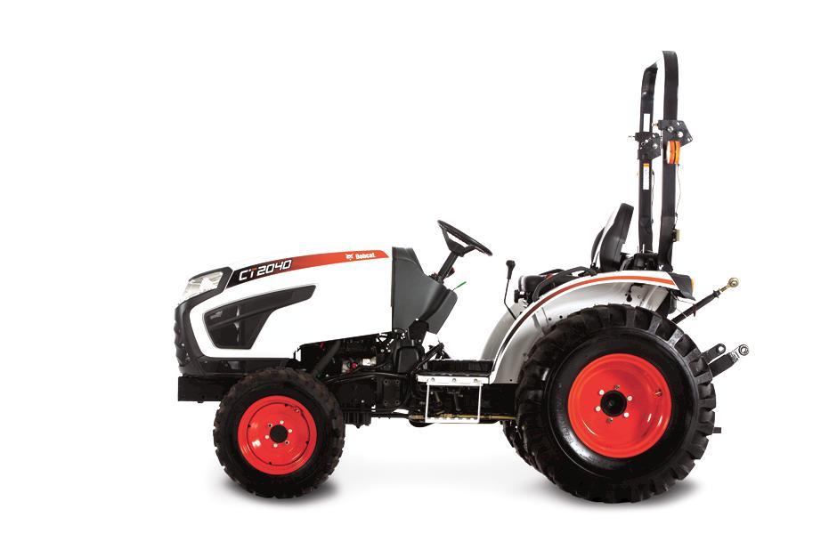 New Bobcat CT2040 Compact Tractor