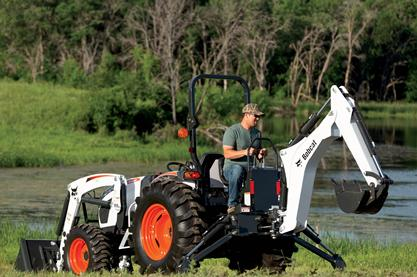 Bobcat Tractor Articles