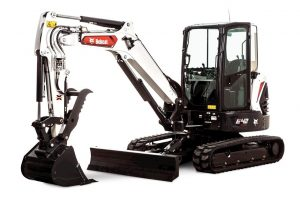 New Bobcat E42 Compact Excavator (Extendable Arm)