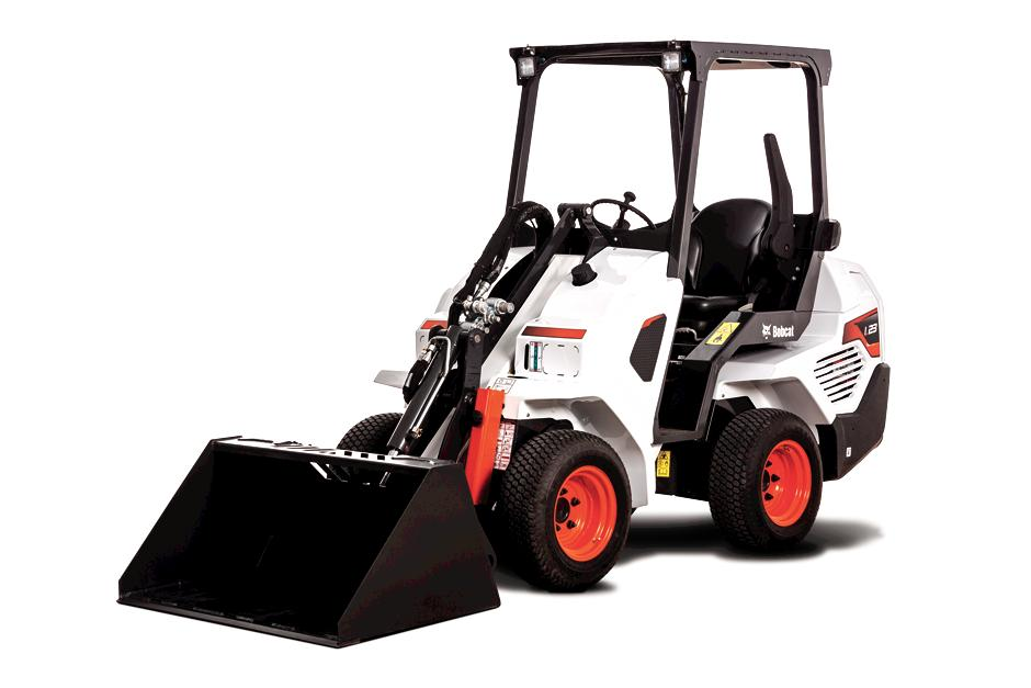 New Bobcat L23 Small Articulated Loader