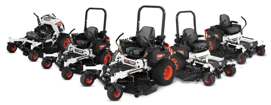 Bobcat Zero Turn Mowers Houston Texas