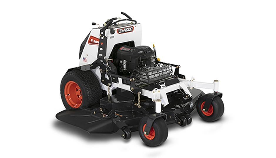 ZS4000 Bobcat Zero Turn Stand On Mowers